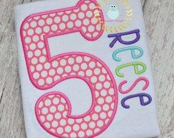 5th birthday shirts - 5 birthday shirt - 5th birthday t-shirts - 5th birthdays  Toddler Birthday 12 mo 18 mo 2t 3t 4t 5 6 7 8
