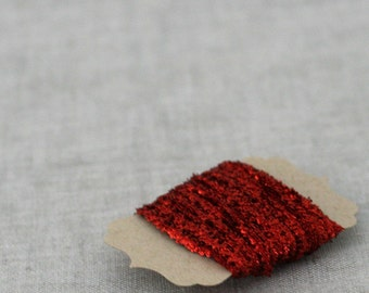 Red Tinsel Twine