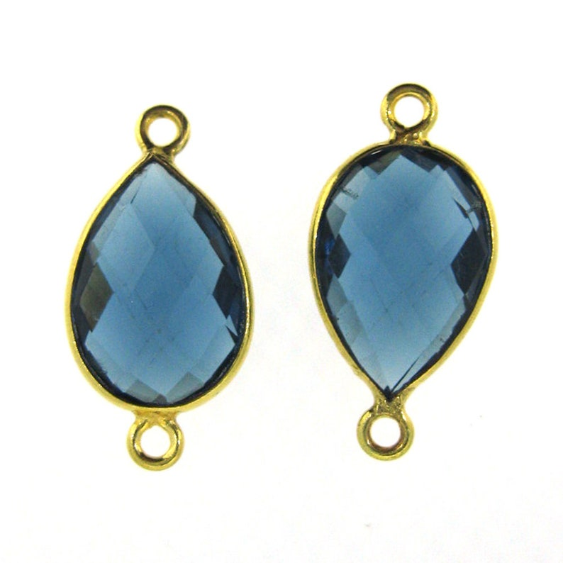 Carnelian Gemstone Pendant Sold Per 2 Pcs 13x18mm Faceted Pear Shape