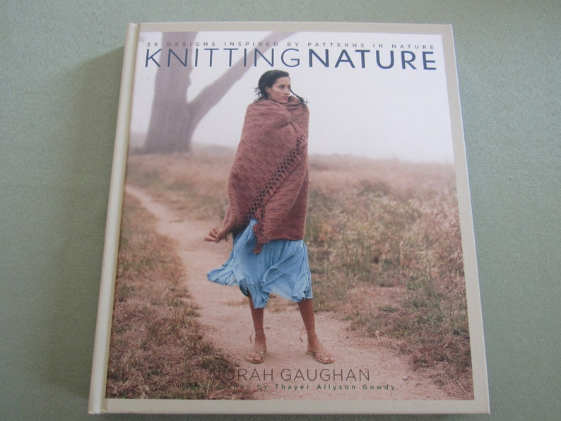 KNITTING NATURE Book Knitting Projects Vintage Creative