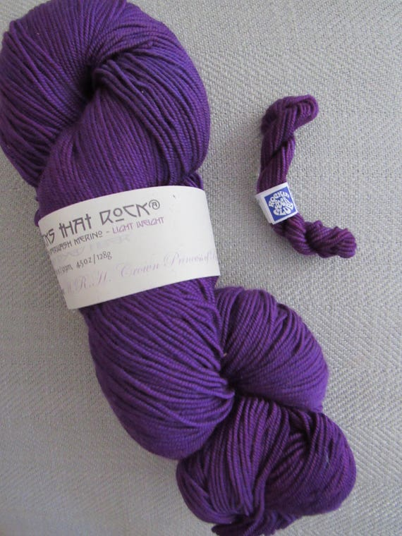 merino wool sock yarn hand dyed artisan blue moon fiber arts etsy