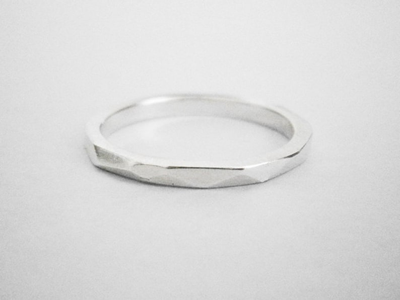 faceted ring II image 0