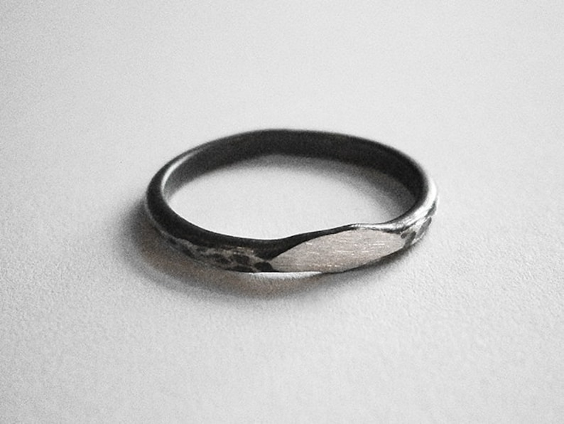 CONSTANCE  sterling ring image 0
