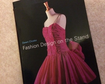 Fashion Design on the Stand Dawn Cloake Non Fiction Reference Book