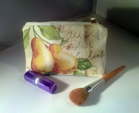 Make Up Bag, Cosmetic Bag, Zip Travel Storage Pouch