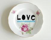 SALE! Love plate