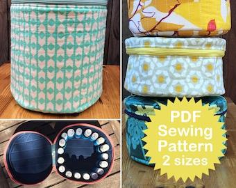 Essential Oil Case PDF Sewing Pattern