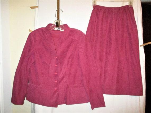 Vintage 2 pc 80\u2019s Outfit