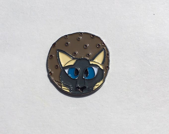 My Favorite Murder - Elvis and his Cookie - Enamel Pin