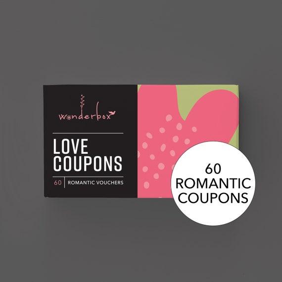 Romantisch Valentijn Cadeau Voor Vriendin Vrouw Vriendje Man Leuk Grappig Volwassen Zoet Liefde Geschenk Onder 25 De Coupons Van De Liefde