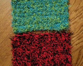 Crochet scrubbies set of 2