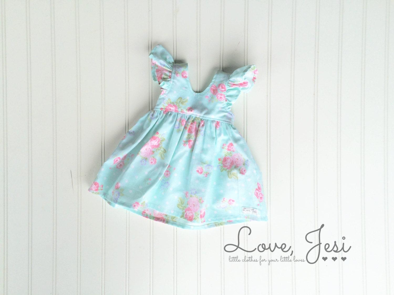 e557d87d4b9cb Baby Easter Dress Toddler Easter Dress Girls Easter Dress