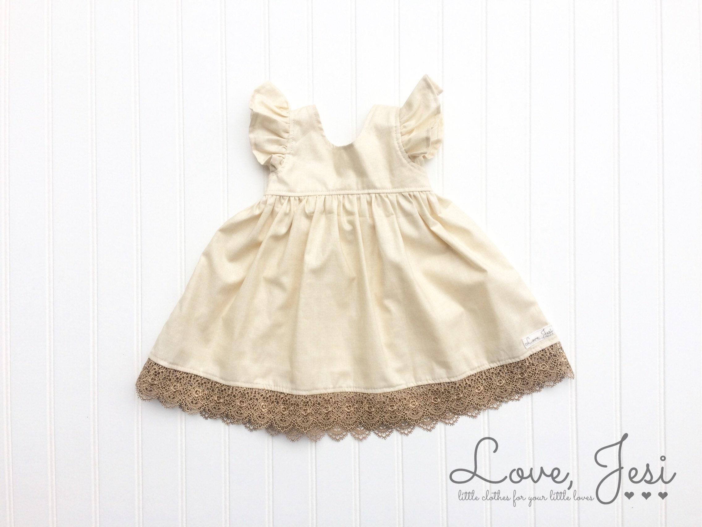 Girls Christmas Dress Little Girls Christmas Dress Baby | Etsy