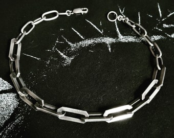 MEAN STREAK choker chain