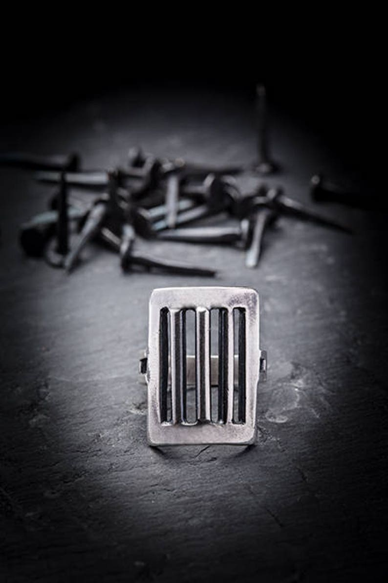 INMATE ring sale
