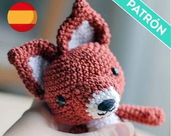 Volpe Portachiavi Amigurumi Tutorial 🦊 Fox Keychain Crochet ... | 270x340