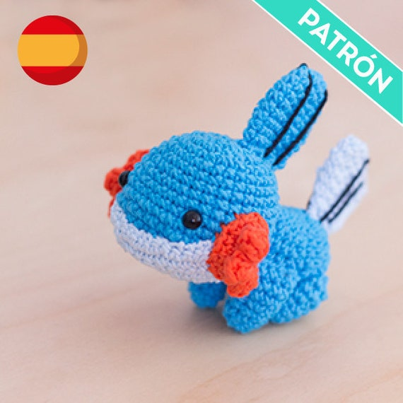 Pokemon Amigurumi Pattern – Pikachu (Mini) | Strings Away | 570x570