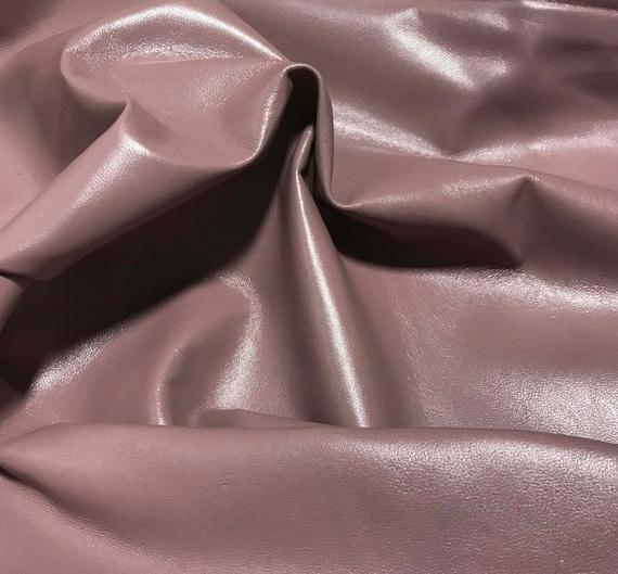"Navy Blue Suede Supple Lambskin Leather 8/""x8/"" Piece"