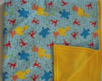 Sesame Street Baby/Toddler/Nap Blanket