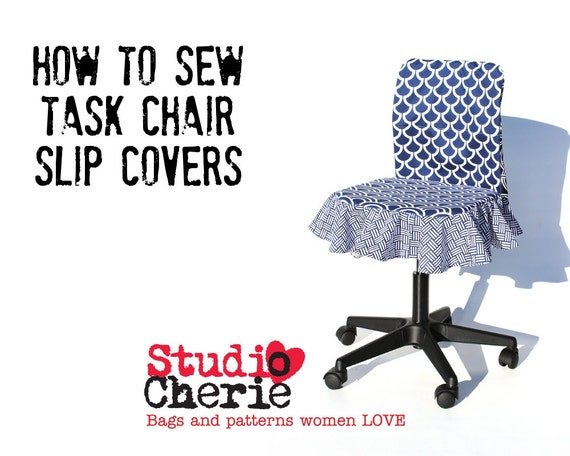 Back To School Dorm Decor Diy Chair Slipcover How To Sewing Etsy