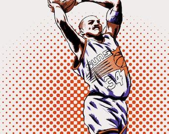 Charles Barkley NBA Basketball Phoenix Suns