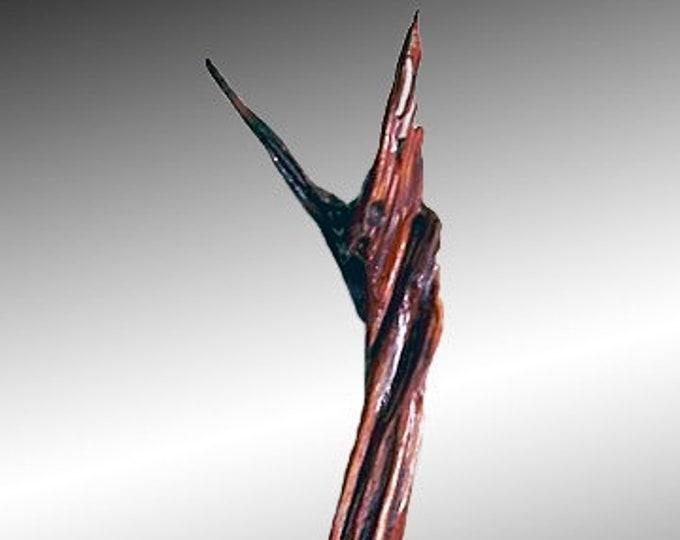 Soaring Angel - wood sculpture #127