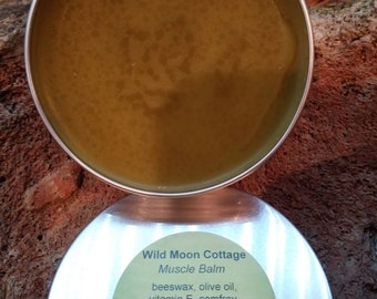 Muscle Balm - Muscles, Joints, Pulls, Sprangs, Aches