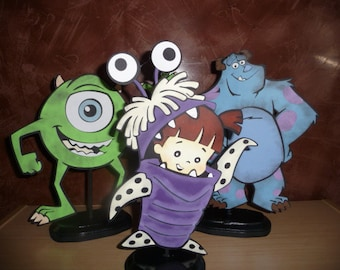 Boo From Moster Inc  Centerpiece