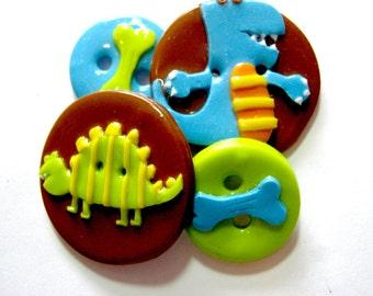 Dino Friends (set of 4)