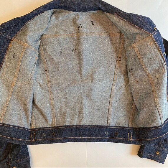 Vintage Roÿ Rogers Denim Jacket - image 4