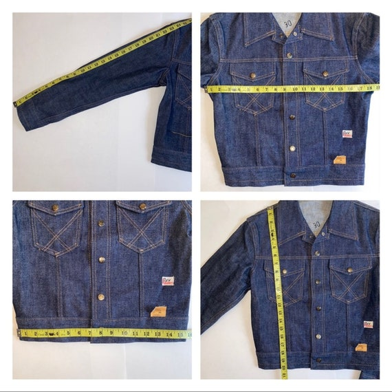 Vintage Roÿ Rogers Denim Jacket - image 7