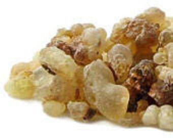 5 ml Premium Frankincense and Myrrh Blend Essential Oil C)2 Resin