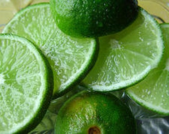 Cold Pressed Lime Essential Oil