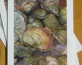 1 Card, Matunuck Oyster Bar, RI