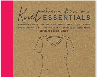Knit Essentials Pattern Book