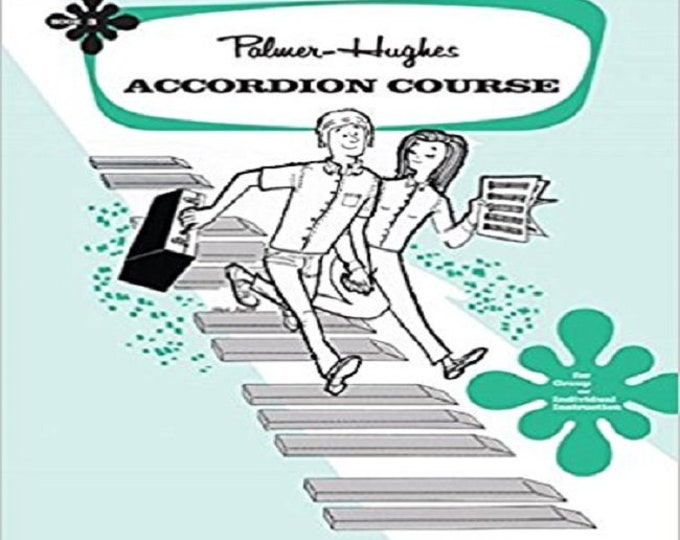 Palmer-Hughes Accordion Course, Bk 3: For Group or Individual Instruction