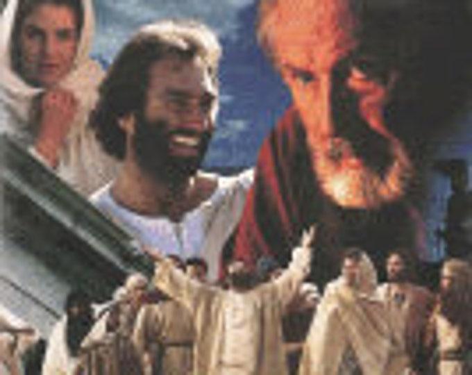 Visual Bible-NIV-Matthew
