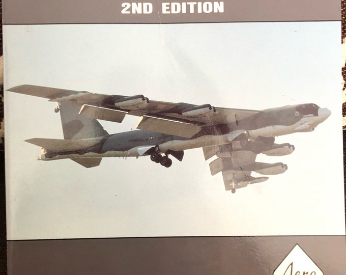 Boeing B-52 Stratofortress - 2nd Ed.