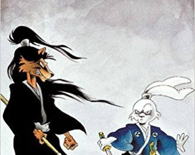The Wanderer's Road (Usagi Yojimbo)