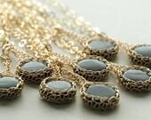 Black Onyx necklace
