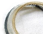 Bangle bracelets , gold bangle bracelet, silver bangle bracelet , oxidized silver bangle bracelet  , stackable bangles