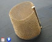 Crochet Pattern Bracelet