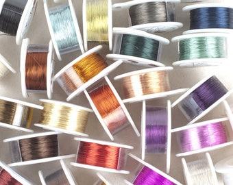 Draht für Schmuckherstellung & Perlenarbeiten | Etsy DE