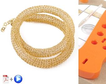 Necklace Kit - Tube Necklace