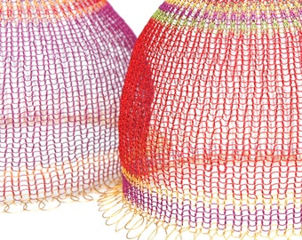 Feminine Round Lampshade in variouse colors - 4 inch diameter