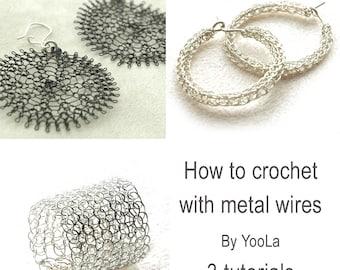 Wire Crochet Patterns