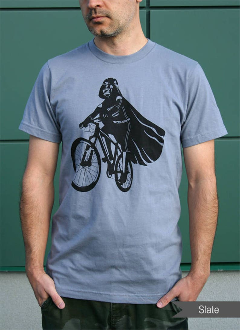 a2b64c6e281 Darth Vader is Riding It men s graphic shirt star wars