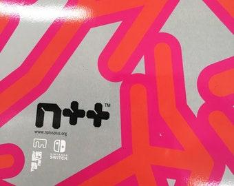 N++ (NPLUSPLUS) Limited-Edition Switch Celebration Print