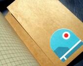 SALE - N Plus Moleskine Notebook - Number Ten