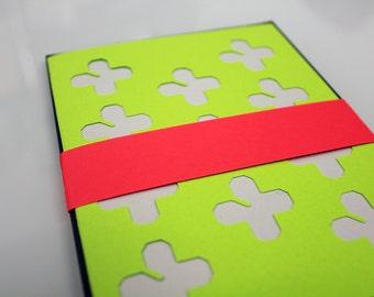 N++ Plus Plus Cut-out Card (C6)